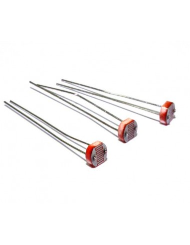 Фоторезистор - 5mm