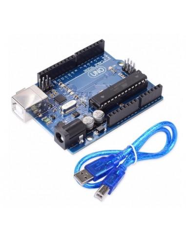 UNO rev.3 (Arduino)