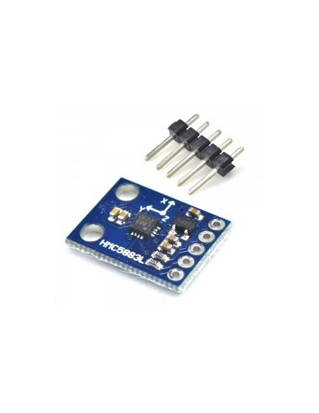 Triple Axis Compass Magnetometer Sensor (HMC5883L)