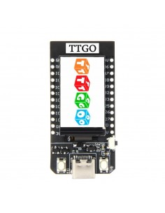"TTGO T-Display 1.14"" ESP32 CP2104"