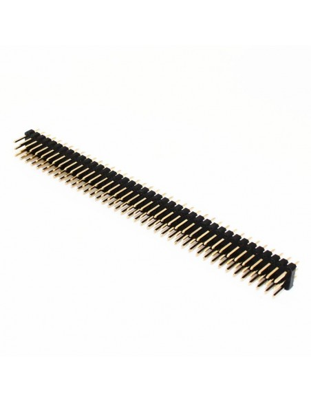 40Px3 6x2.54mm male pin header