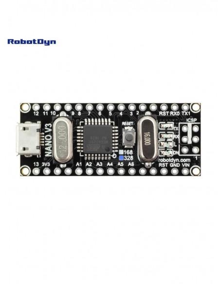 Nano V3.0 ATmega328/CH340 MicroUSB