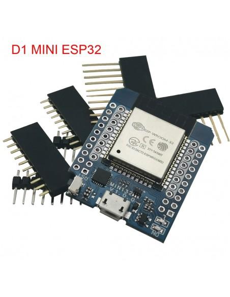 ESP32 D1 Mini