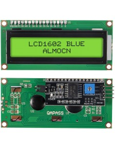 LCD 1602 Green I2C