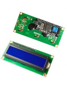 LCD 1602 Blue I2C