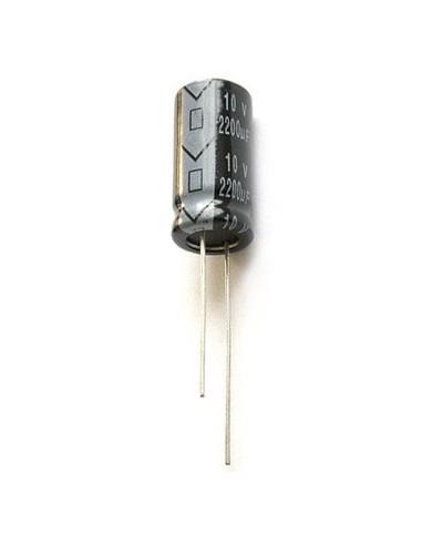 50V 1uF 4x7 Electrolytic capacitor