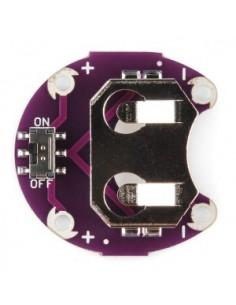 LilyPad CR2032 - крепление для батереи