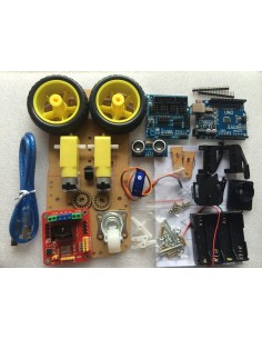 Motor Smart Robot Car 2WD