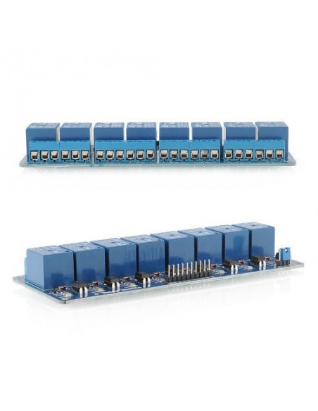 8-Channel 5V Relay Module for Arduino