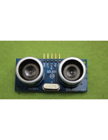 SRF05 Ultrasonic Distance Measuring Sensor Module for Arduino