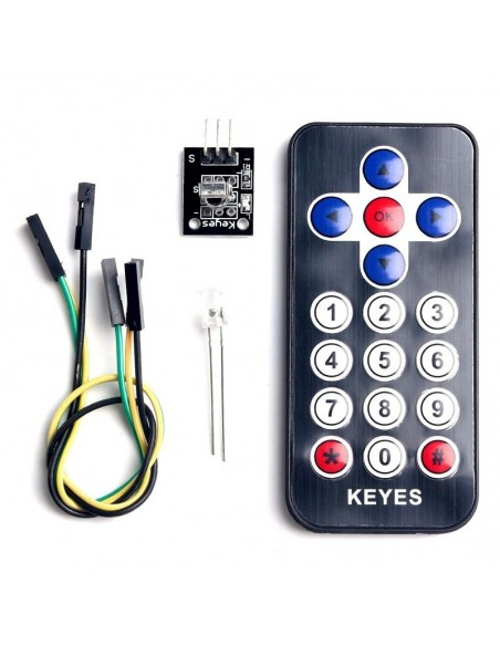 IR Wireless Remote Control Module Kits