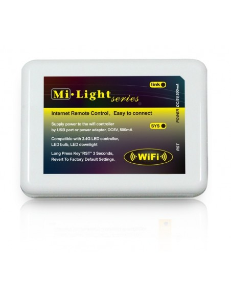 Mi.Light WIFI Controller