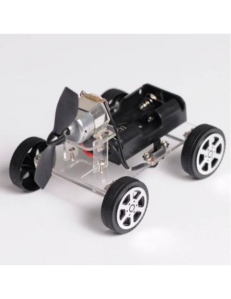 Mini Wind Car DIY