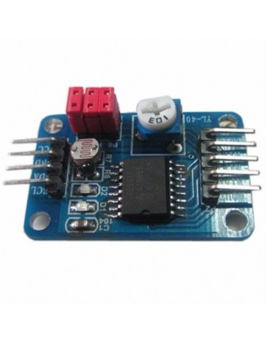 PCF8591 AD / DA converter