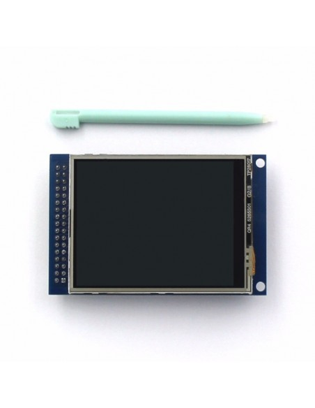"2.8"" 240x320 TFT LCD With Touch"
